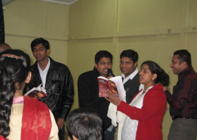 Church Fellowship 2009