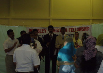 Annual Convention 2008